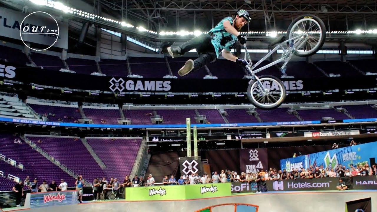 BMX | X Games Minneapolis 2019